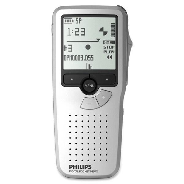 Philips Pocket Memo LFH9380 2GB Digital Voice Recorder