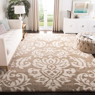 Safavieh Florida Shag Verity Damask Rug