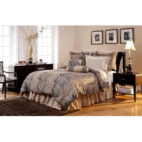 Urban Safari King-size 8-piece Comforter Set
