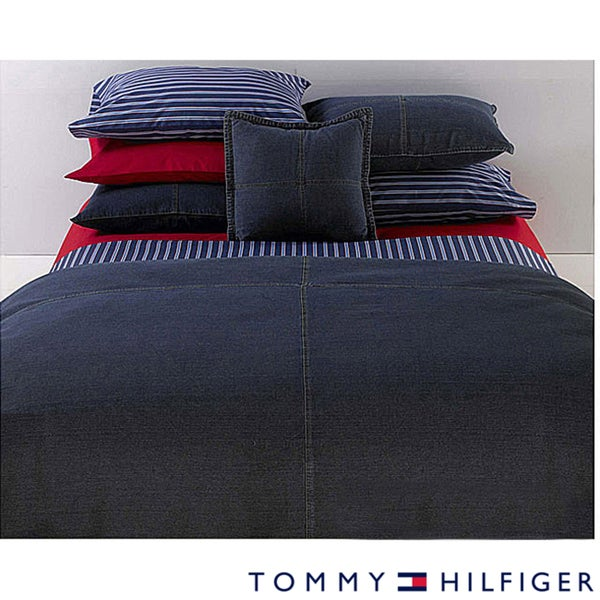 Tommy Hilfiger Full / Queen-size All American Denim Comforter
