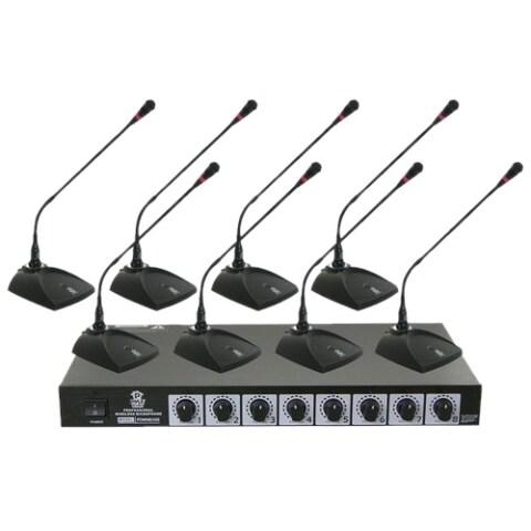 Pyle PDWM8300 Wireless Microphone System