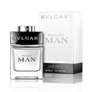 Bvlgari Man Men's 2-ounce Eau de Toilette Spray