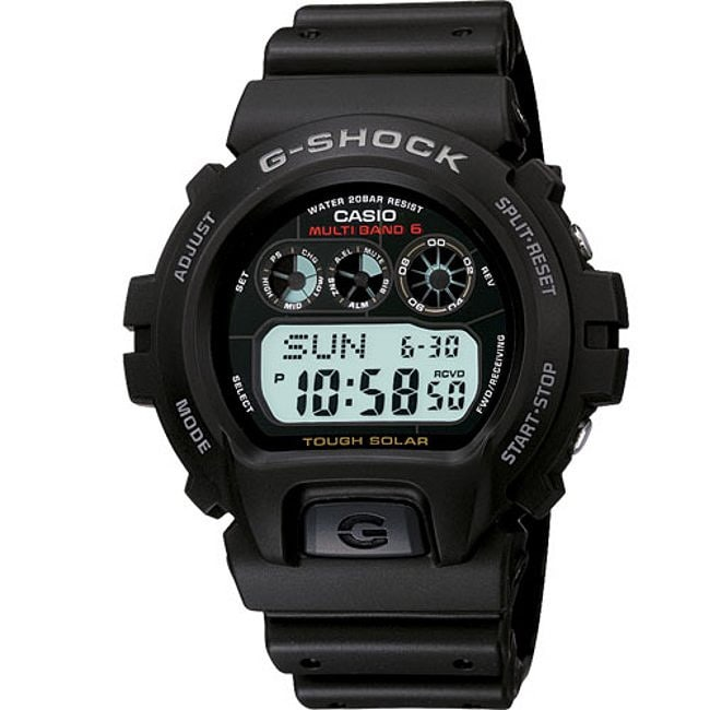 c4a011d28cf Shop Casio Men s Black G-shock Digital Watch - Free Shipping Today -  Overstock - 5667007