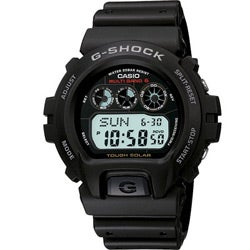 Thumbnail 1, Casio Men's Black G-shock Digital Watch.