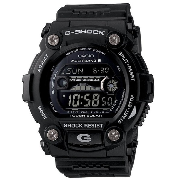 dd85d6addefe7 Shop Casio Men s Black G-Shock Watch - Free Shipping Today - Overstock -  5667010