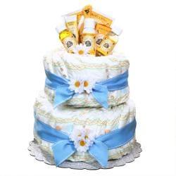 Alder Creek Boy's Burt's Bees Diaper Cake