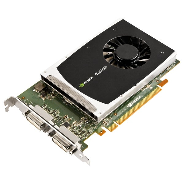 PNY VCQ2000D-PB Quadro 2000D Graphic Card - 1 GB GDDR5 - PCI Express