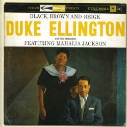 DUKE ELLINGTON - BLACK BROWN & BEIGE