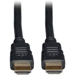 Tripp Lite 10ft High Speed HDMI Cable with Ethernet Digital Video / Audio 4Kx 2K M/M 10'