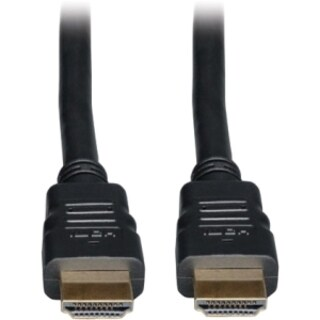 Tripp Lite 10ft High Speed HDMI Cable with Ethernet Digital Video / A