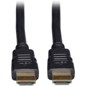 Tripp Lite 6ft High Speed HDMI Cable with Ethernet Digital Video / Audio UHD 4K x 2K M/M 6'