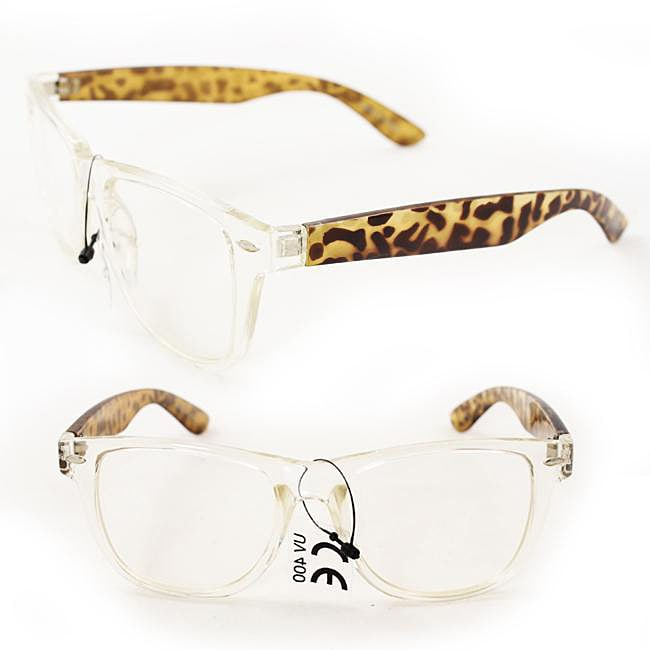 Unisex 972 Leopard Fashion Sunglasses
