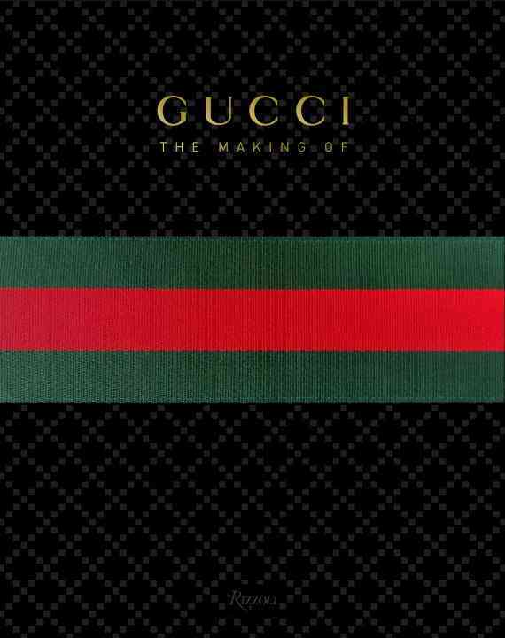 Gucci: The Making of (Hardcover) - Thumbnail 0