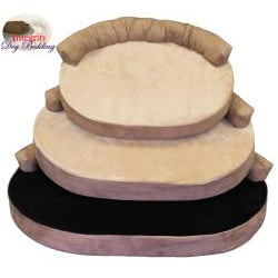 Large Orthopedic Memory Foam Joint Relief Bolster Dog Bed - Thumbnail 2