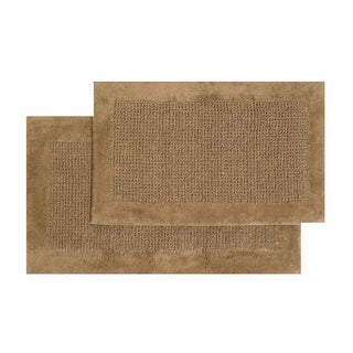 "Chesapeake Naples 2pc. Bath Rug Set (21""x34"" & 24""X40"") - 21""x34""/24""X40"""