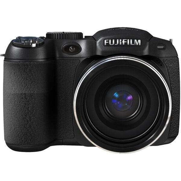 Fujifilm FinePix S2950 14 Megapixel Bridge Camera - Black
