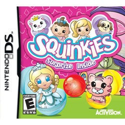 Nintendo DS - Squinkies - By Activision Inc