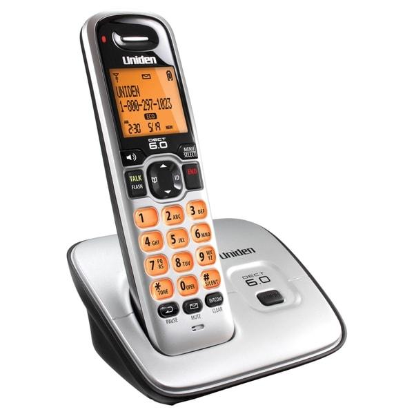 Uniden D1660 DECT Cordless Phone