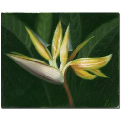 Lilies' Gallery-wrapped Canvas Art