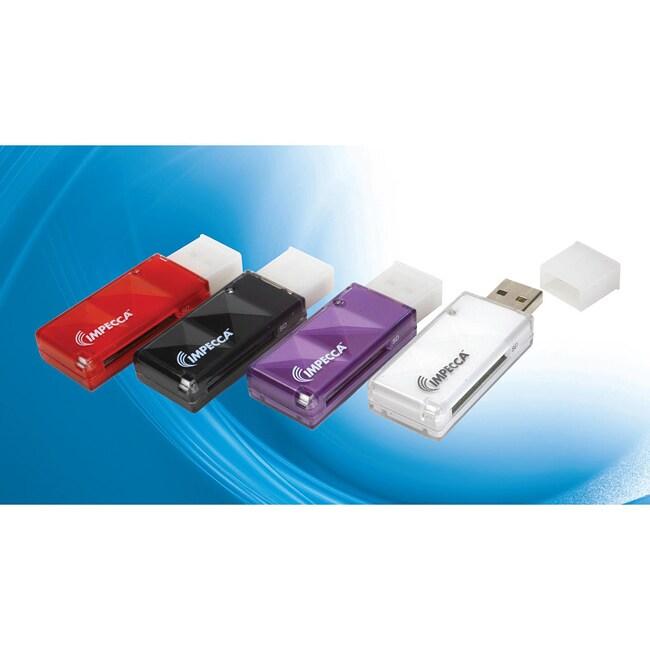 Impecca USB SD Card Reader