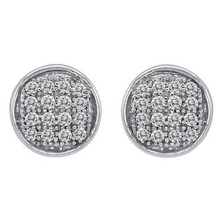 Sterling Silver 1/10ct or 1/5ct TDW Diamond Earrings|https://ak1.ostkcdn.com/images/products/5673111/P13419229.jpg?impolicy=medium