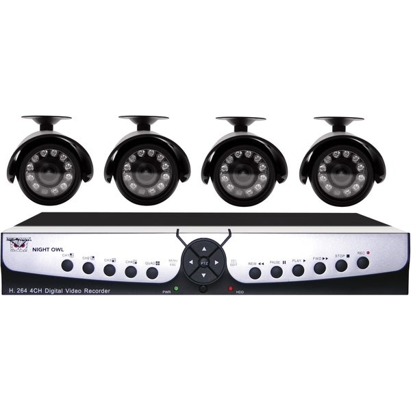 Night Owl Apollo-45 Video Surveillance System