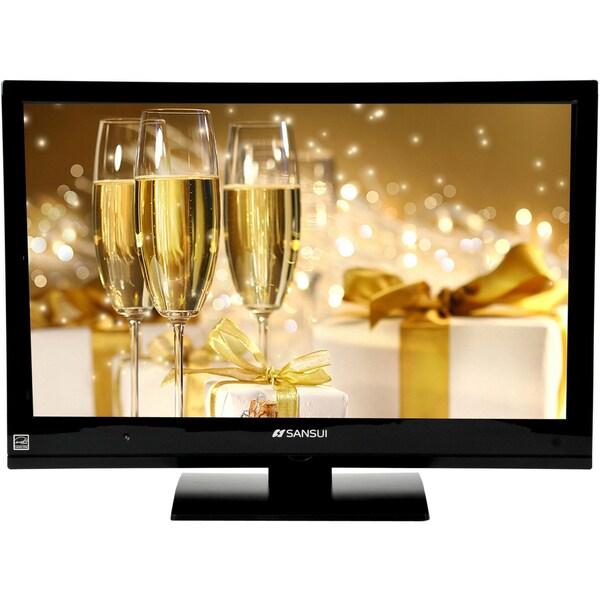 "Sansui Accu SLEDVD226 22"" TV/DVD Combo - HDTV 1080p - 16:9 - 1920 x 1"