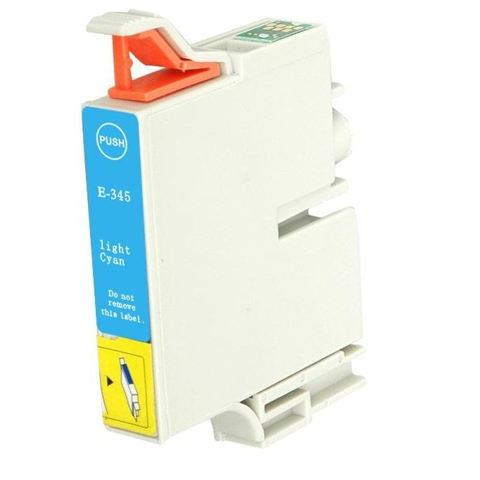 Epson Compatible T034520 Compatible Photo Cyan Cartridge