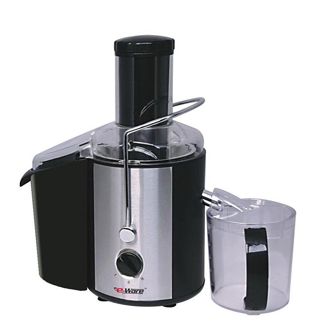 EWare EW-8K129 700-watt Black Juice Extractor - Thumbnail 0