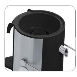 EWare EW-8K129 700-watt Black Juice Extractor - Thumbnail 1