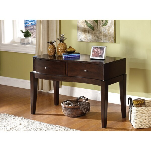 Furniture of America Marcie Espresso Console/ Sofa/ Entry Way Table