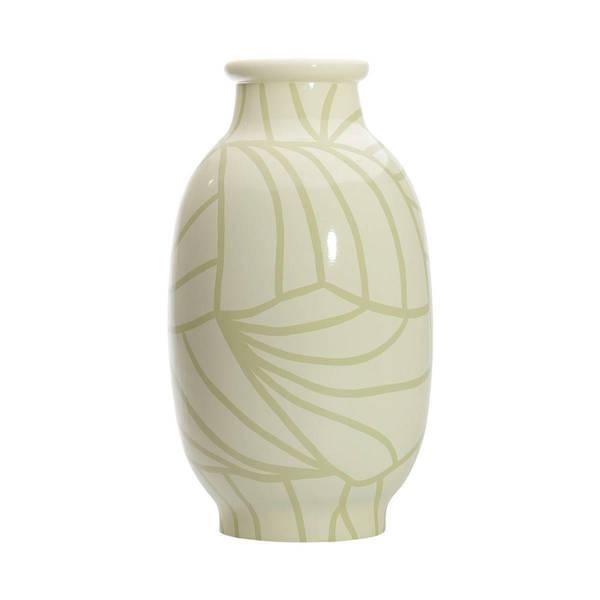 Handmade Desert Palm Modern Decor Vase (Indonesia)
