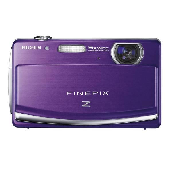 Fujifilm FinePix Z90 14.2MP Purple Digital Camera