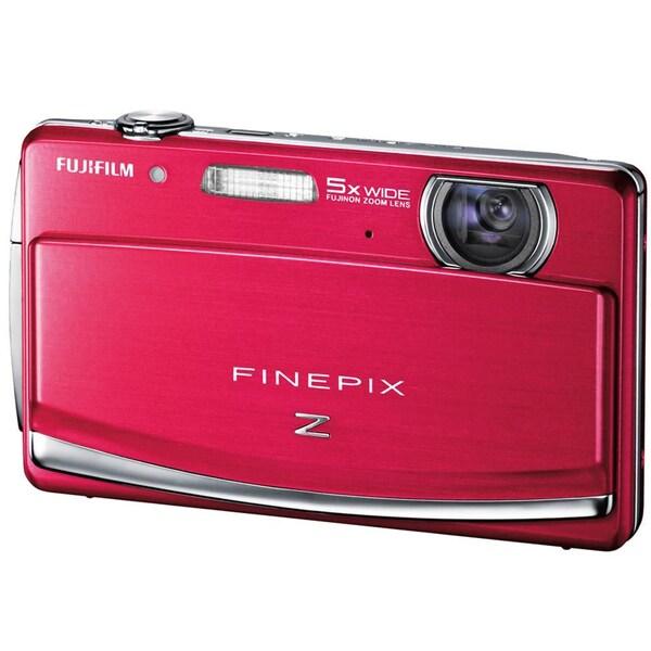 Fujifilm FinePix Z90 14.2MP Red Digital Camera