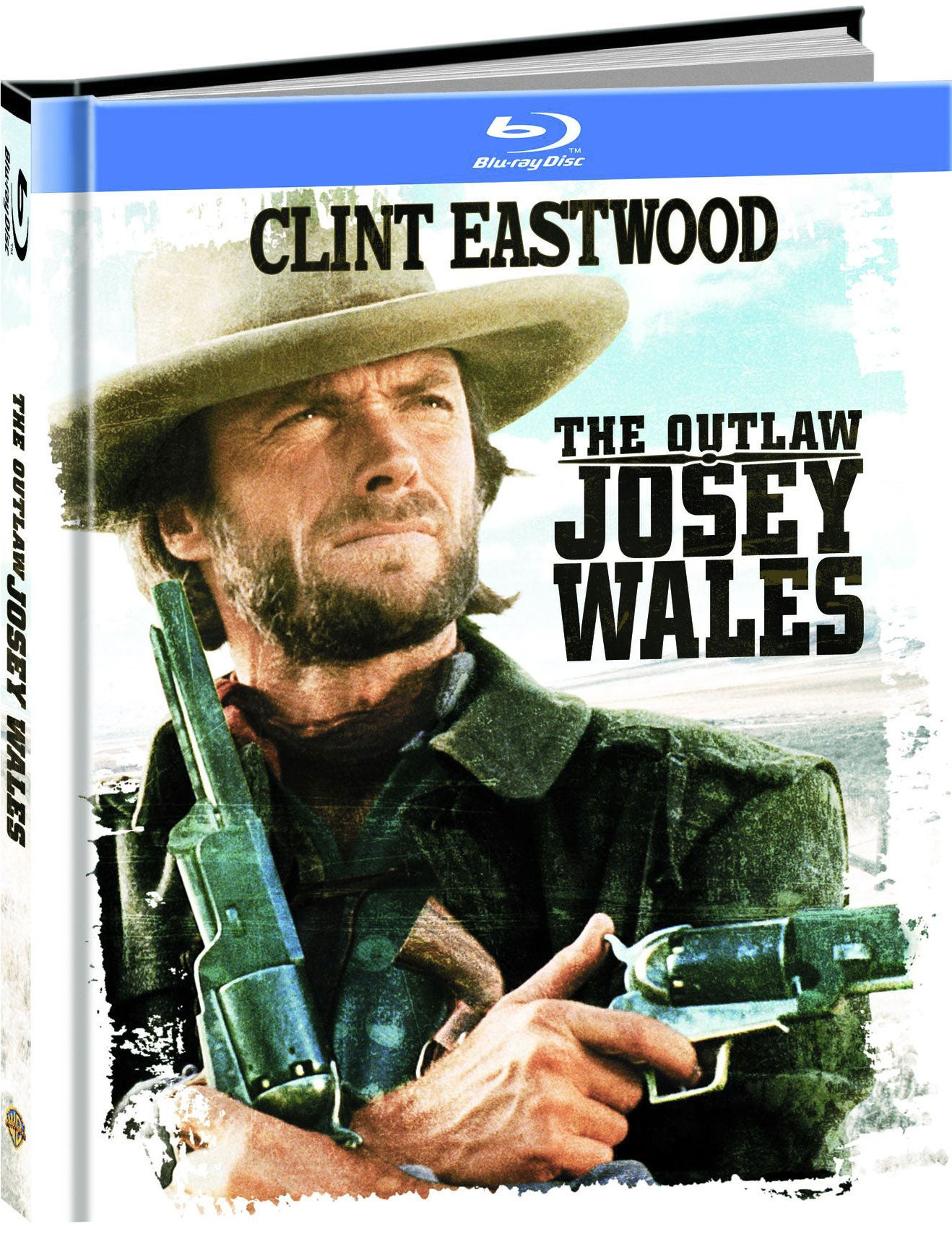Outlaw Josey Wales with Digibook (Blu-ray Disc)