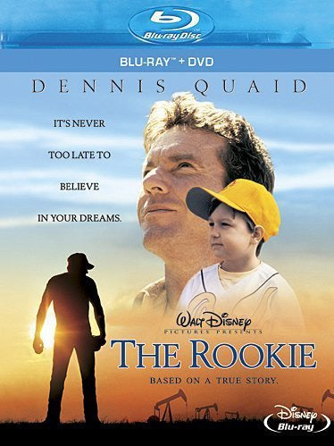 The Rookie (Blu-ray/DVD)