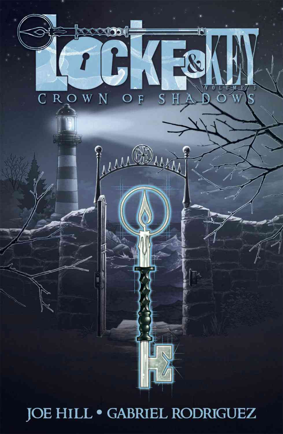 Locke & Key 3: Crown of Shadows (Paperback)