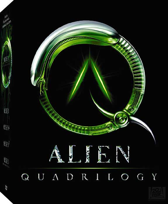 Alien Quadrilogy (Special Edition) (DVD)