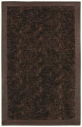 Faux Fur Brown/ Beige Animal Rug (5' x 8') - Thumbnail 2