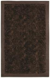 Faux Fur Brown/ Beige Animal Rug (5'6 x 8'6)
