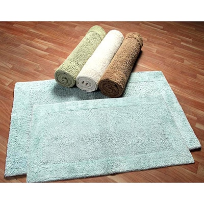 Shop Chesapeake Bella Napoli 2 Pc Bath Rug Set 21 X34 24 X40
