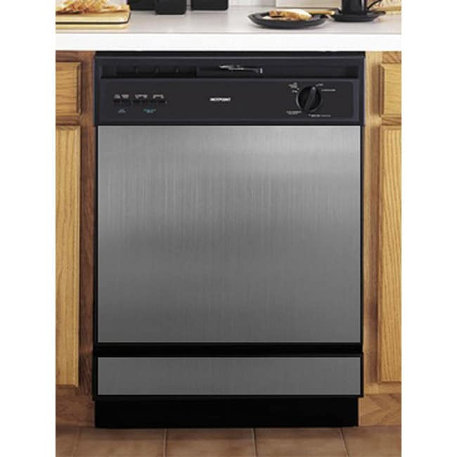 Appliance Art Instant Stainless Magnetic Dishwasher Cover