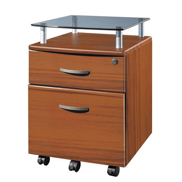 rta office cabinets deluxe glass top rolling hanging file cabinet free 25699