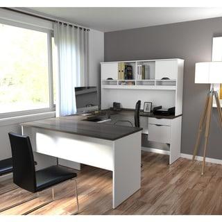 Bestar Innova U-shaped Workstation Desk