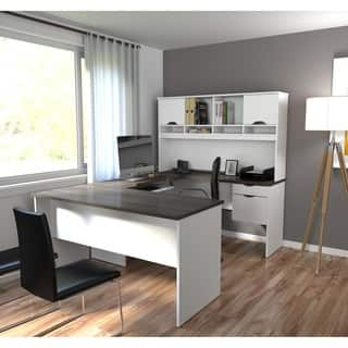 Bestar Innova U-shaped Workstation Desk https://ak1.ostkcdn.com/images/products/5677977/P13423066.jpg?impolicy=medium
