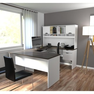 Charmant Bestar Innova U Shaped Workstation Desk