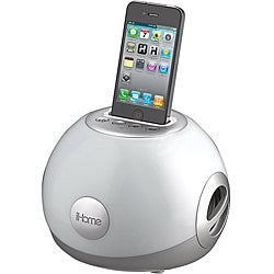 iHome iP15 Stereo LED Color Changing Speaker System with iPod/iPhone Dock - Thumbnail 0
