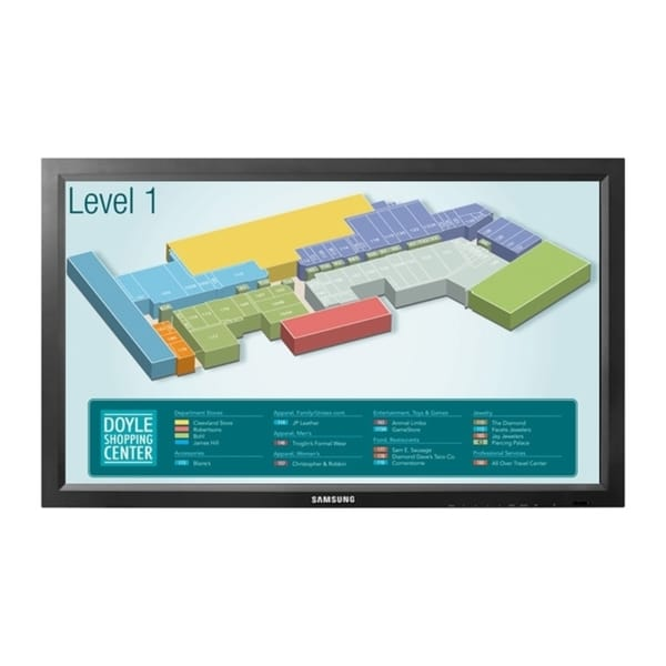 Samsung SyncMaster 460FP-3 Digital Signage Display