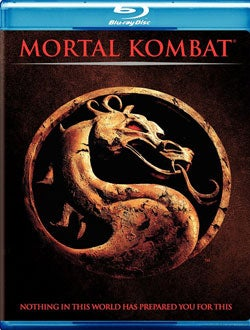 Mortal Kombat (Blu-ray Disc)