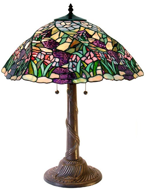 Tiffany Style Lakeshore Table Lamp